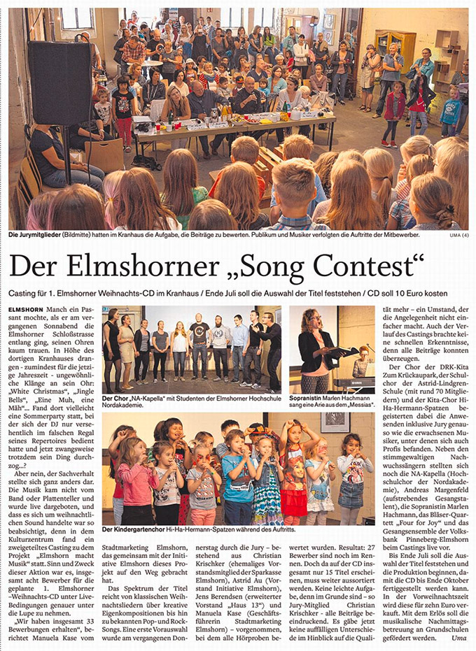 Der Elmshorner Song Contest